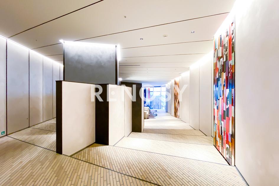 パークコート渋谷ザ・タワー 6階 2LDK 600,000円の写真19-slider