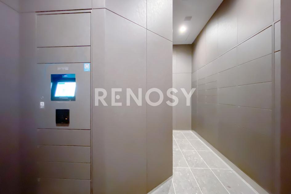 パークコート渋谷ザ・タワー 6階 2LDK 600,000円の写真9-slider