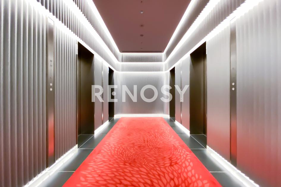 パークコート渋谷ザ・タワー 6階 2LDK 600,000円の写真26-slider