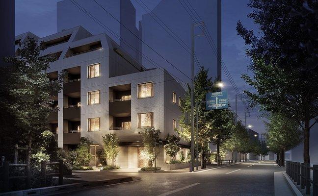 ジオ新宿百人町の写真1-slider