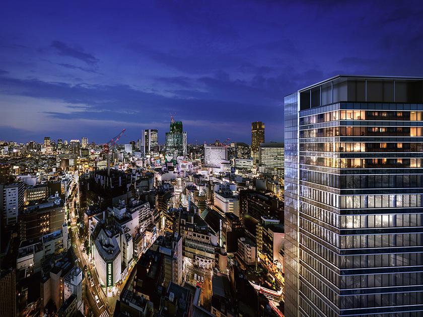 ラ・トゥール渋谷宇田川の写真1-slider