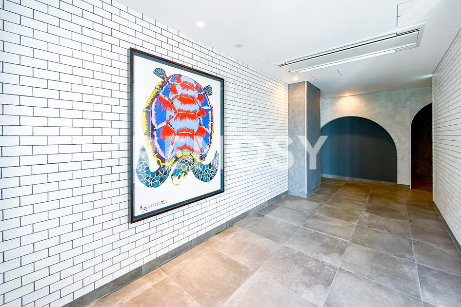 ザ・パークハビオ月島フロント 4階 1K 112,520円〜119,480円の写真8-slider