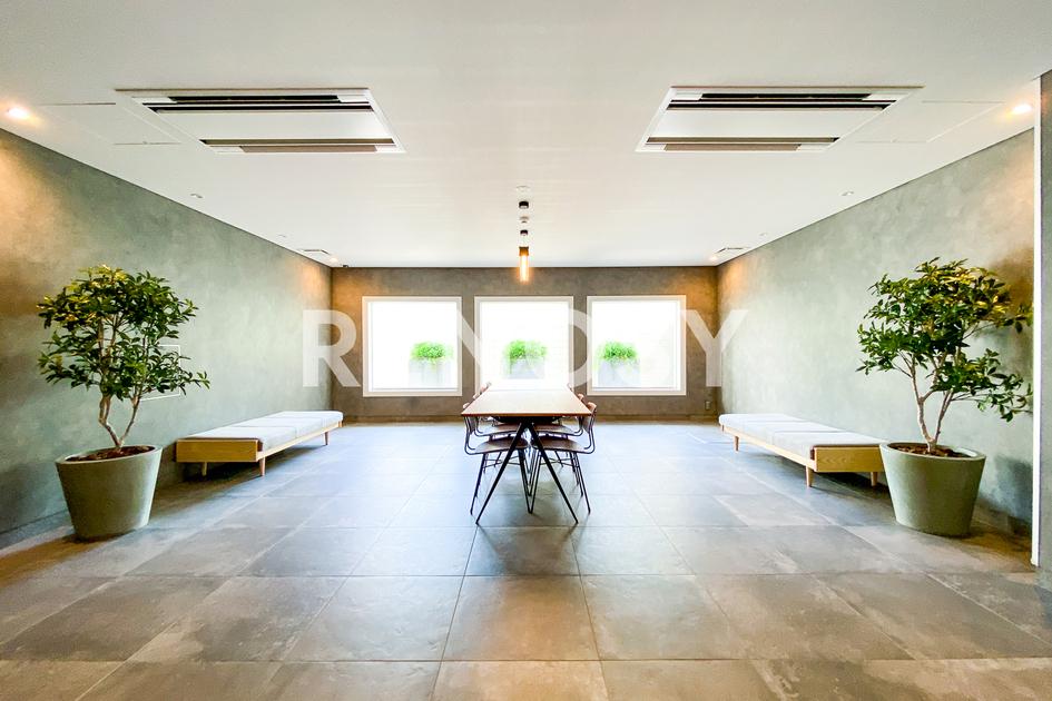 ザ・パークハビオ月島フロント 4階 1K 112,520円〜119,480円の写真9-slider