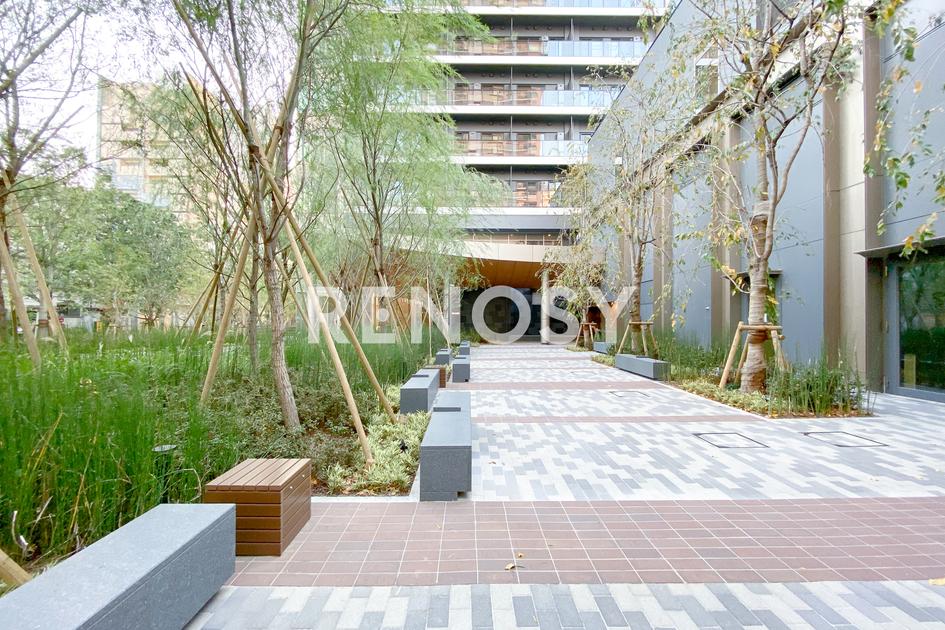 ミッドタワーグランド 5階 1K 150,000円の写真6-slider