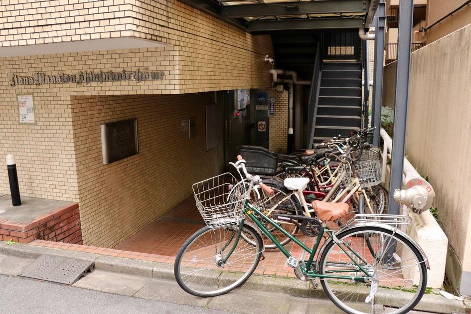 ライオンズマンション新宿一丁目の写真8-slider