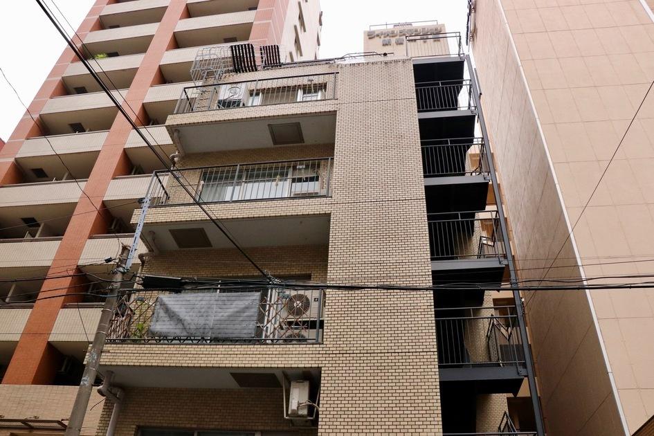 ライオンズマンション新宿一丁目の写真2-slider