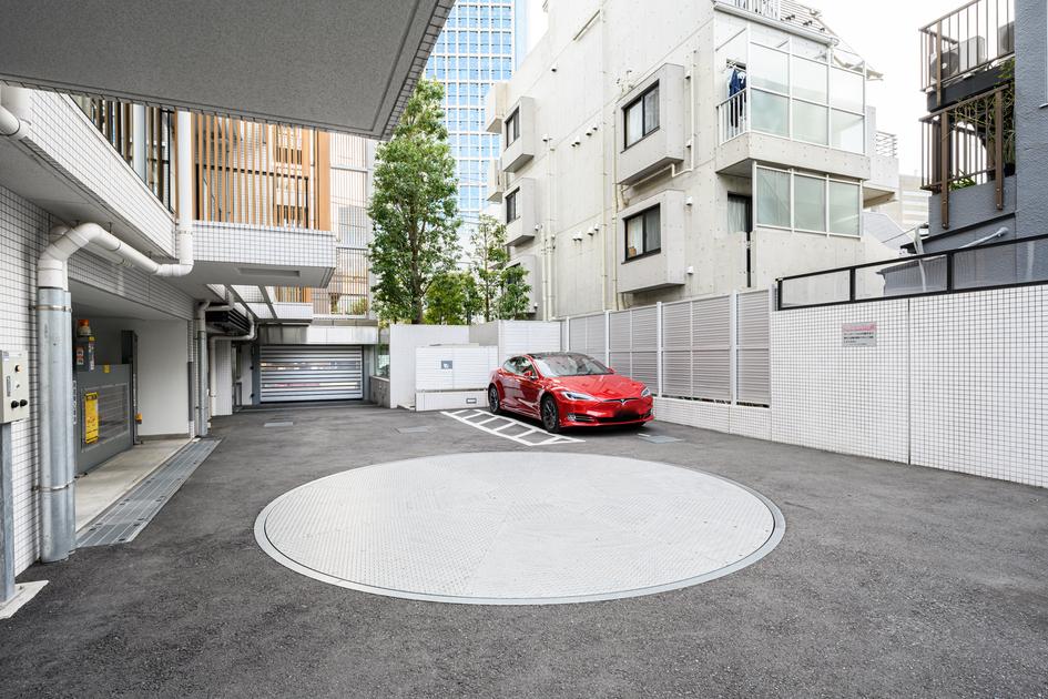 シティハウス二子玉川の写真8-slider