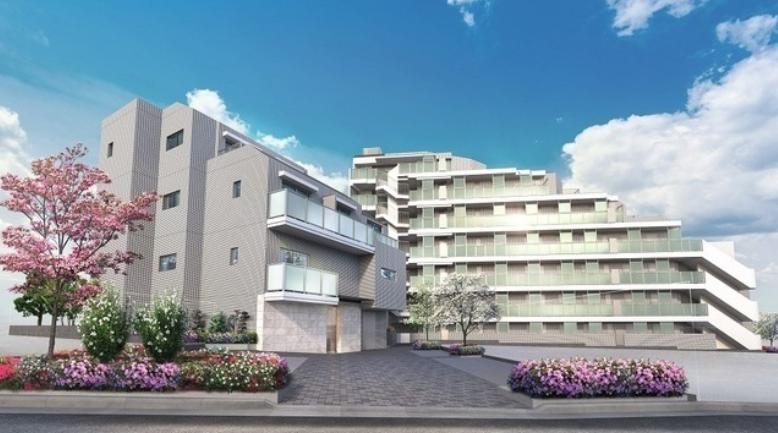 四谷坂町レジデンスの写真1-slider