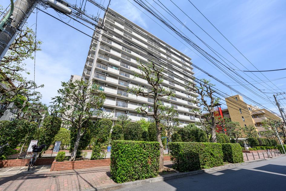 蒲田グリーンパークの写真3-slider