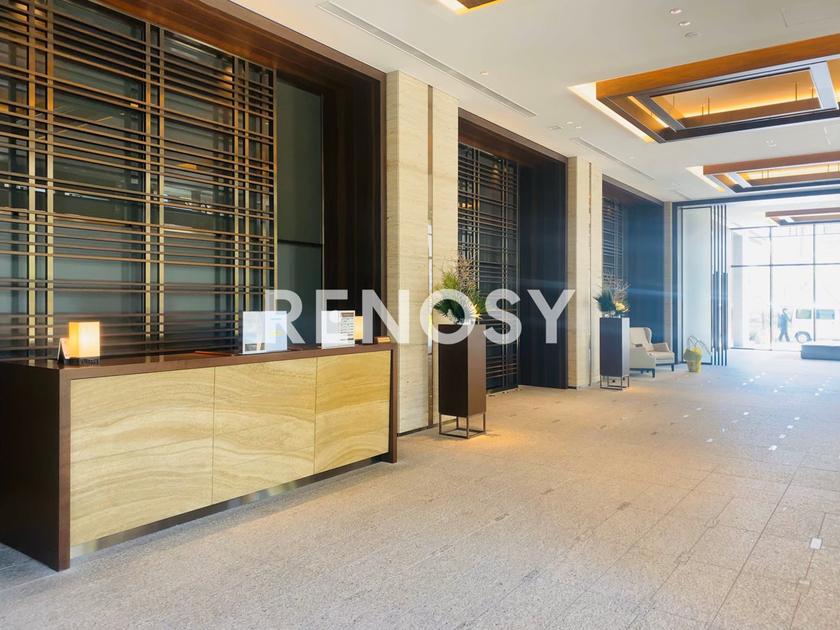 ブリリアタワーズ目黒 サウスレジデンス S-19階 1LDK 250,000円の写真9-slider