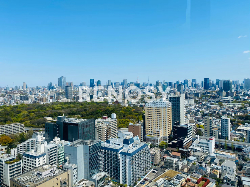 ブリリアタワーズ目黒 サウスレジデンス S-19階 1LDK 250,000円の写真13-slider