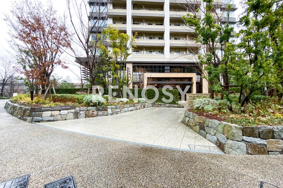 ブリリアタワーズ目黒 サウスレジデンス S-19階 1LDK 250,000円の写真5-slider