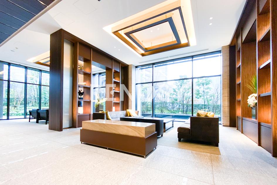 ブリリアタワーズ目黒 サウスレジデンス S-19階 1LDK 250,000円の写真8-slider