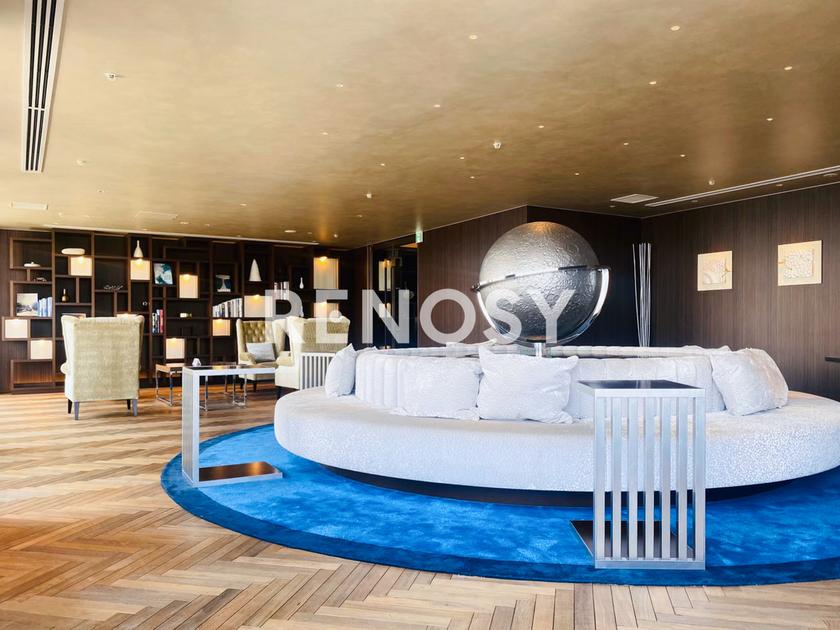 ブリリアタワーズ目黒 サウスレジデンス S-19階 1LDK 250,000円の写真10-slider