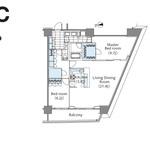 コンフォリア新宿イーストサイドタワー 21階 2LDK 577,150円〜612,850円の写真1-thumbnail