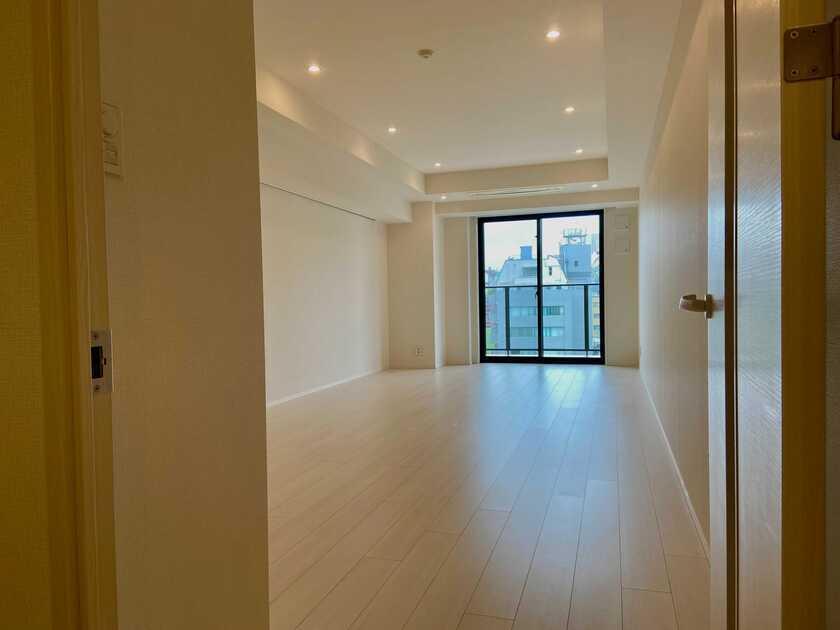 コンフォリア新宿イーストサイドタワー 5階 2LDK 426,800円〜453,200円の写真4-slider
