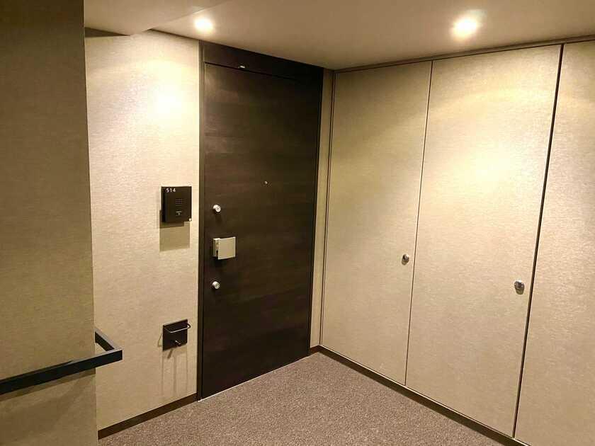 コンフォリア新宿イーストサイドタワー 5階 2LDK 426,800円〜453,200円の写真2-slider