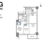 コンフォリア新宿イーストサイドタワー 5階 2LDK 426,800円〜453,200円の写真1-thumbnail