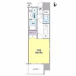 コンフォリア新宿御苑1 11階 1K 122,220円〜129,780円の写真1-thumbnail