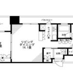 カテリーナ三田タワースイート ウエストアーク 10階 1LDK 218,250円〜231,750円の写真1-thumbnail