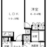 セントラルパークタワー・ラ・トゥール新宿 14階 1LDK 213,400円〜226,600円の写真1-thumbnail
