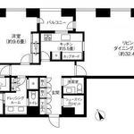 虎ノ門タワーズレジデンス 38階 2LDK 1,261,000円〜1,339,000円の写真1-thumbnail