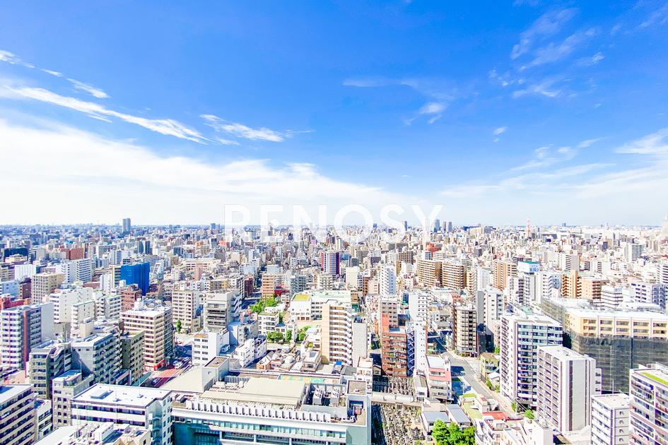 浅草タワー 25階 2LDK 227,950円〜242,050円の写真25-slider