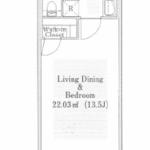 ラ・トゥール新宿ガーデン 25階 1K 218,250円〜231,750円の写真1-thumbnail