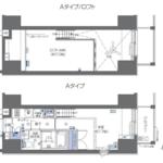 ズーム六本木 5階 1K 155,000円の写真2-thumbnail
