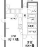 カスタリア西麻布霞町 5階 1LDK 298,000円の写真1-thumbnail