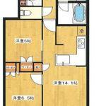 富久クロスコンフォートタワー 25階 2LDK 295,000円の写真1-thumbnail