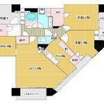 ブリリア・ザ・タワー東京八重洲アベニュー 17階 2LDK 350,000円の写真1-thumbnail
