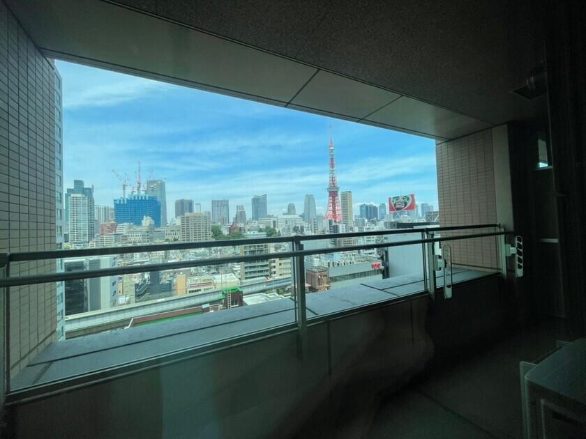 パークコート麻布十番ザ・タワー 12階 1LDK 270,000円の写真1-slider