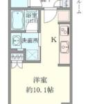 ブリリアタワーズ目黒 S-9階 1R 234,000円の写真1-thumbnail