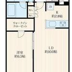 ブリリアタワーズ目黒 N-38階 1LDK 320,000円の写真1-thumbnail