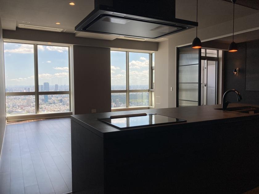 富久クロスコンフォートタワー 55階 1LDK 700,000円の写真1-slider