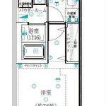 アルテシモ レフィナ 2階 1K 125,500円の写真1-thumbnail