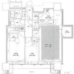 ザコート神宮外苑 5階 2LDK 530,000円の写真1-thumbnail
