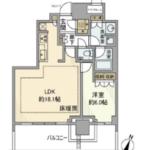 ザコート神宮外苑 4階 1LDK 300,700円〜319,300円の写真1-thumbnail