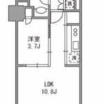 パークコート神宮前 7階 1LDK 213,400円〜226,600円の写真1-thumbnail