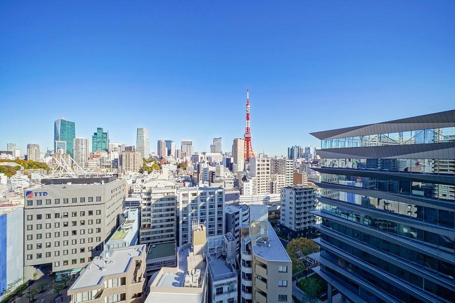 シティタワー麻布十番 15階 1LDK 679,000円〜721,000円の写真14-slider