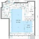 ザコート神宮外苑 11階 1LDK 370,000円の写真1-thumbnail