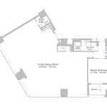 セントラルパークタワー・ラ・トゥール新宿 6階 1LDK 1,462,000円の写真1-thumbnail