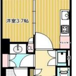 パークコート神宮前 9階 1LDK 225,000円の写真1-thumbnail