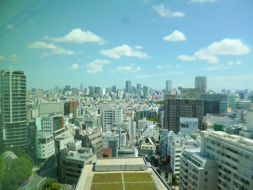 パークコート渋谷ザ・タワー 16階 2LDK 630,000円の写真10-slider