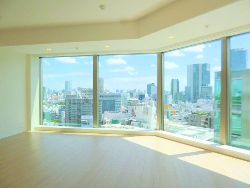 パークコート渋谷ザ・タワー 16階 2LDK 630,000円の写真3-slider