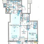 ミッドタワーグランド 28階 2LDK 349,000円の写真1-thumbnail