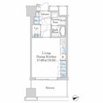 セントラルパークタワー・ラ・トゥール新宿 14階 1R 184,300円〜195,700円の写真1-thumbnail