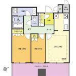 セントラルパークタワー・ラ・トゥール新宿 10階 2LDK 425,000円の写真1-thumbnail