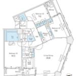 パークコート赤坂ザ・タワー 40階 3LDK 920,000円の写真1-thumbnail